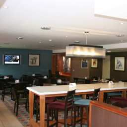 Restaurant Holiday Inn Express SHREWSBURY Fotos