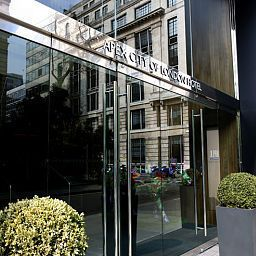 Vue extérieure Apex City of London Hotel Fotos