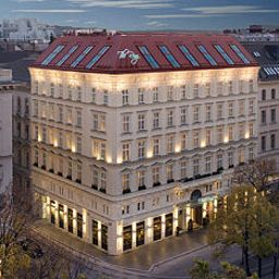 The Ring Vienna's Casual Luxury Hotel Wien