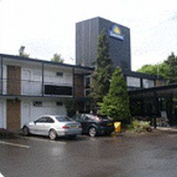 Vue extérieure Days Inn Charnock Richard Welcome Break Service Area Fotos