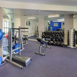 Wellness/fitness area The Spencer on Byron Hotel Fotos