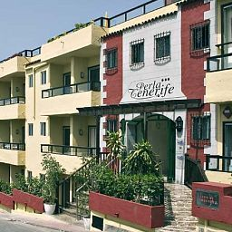 Exterior view Perla Tenerife Fotos