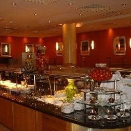 Buffet Jurys Inn Heathrow Fotos