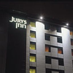 Exterior view Jurys Inn Heathrow Fotos
