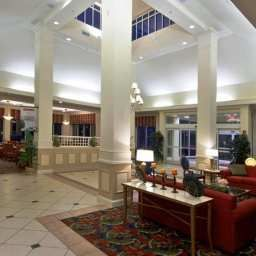 Hall Hilton Garden Inn HuntsvilleSpace Center Fotos