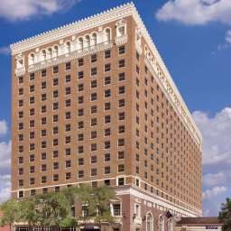 Exterior view Hilton Fort Worth Fotos
