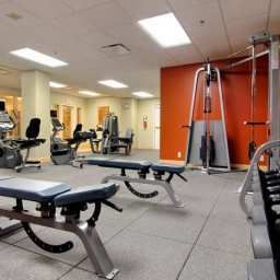 Wellness/fitness area Hilton Fort Worth Fotos