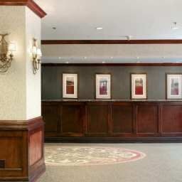 Hall Hilton Fort Worth Fotos