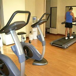 Fitness room Amadeus Fotos