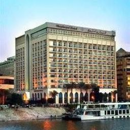 Shepheard Hotel Cairo