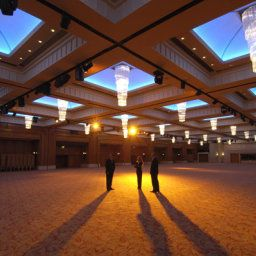 Vista interior InterContinental CITYSTARS CAIRO Fotos