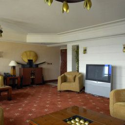 Suite InterContinental CITYSTARS CAIRO Fotos