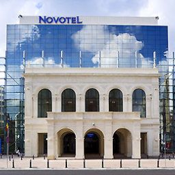 Novotel Bucharest City Centre Fotos