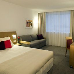 Novotel Bucharest City Centre Bukareszt