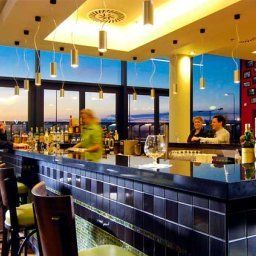 Bar Courtyard Prague Airport Fotos