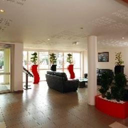 Reception Appart City Poissy Residence Hoteliere Fotos