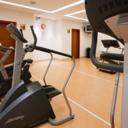 Wellness/Fitness Holiday Inn Express PLAYA DEL CARMEN Fotos