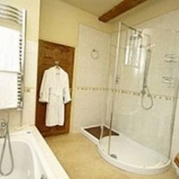 Cuarto de baño Redcoats Farmhouse Hotel & Restaurant Redcoats Green Fotos