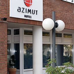 Außenansicht Azimut City South Fotos