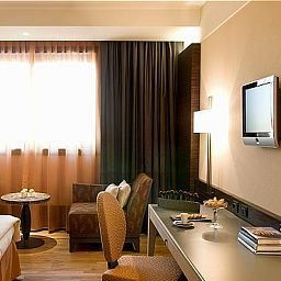 Zimmer Starhotels Grand Milan Fotos