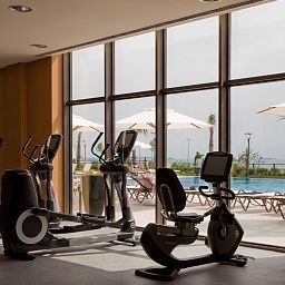 Fitness room Green Park Pendik Hotel & Convention Center Fotos