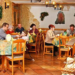 Breakfast room Manzard Panzio Fotos
