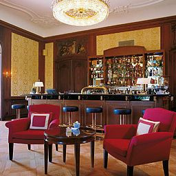 Bar Villa Rothschild Kempinski Fotos
