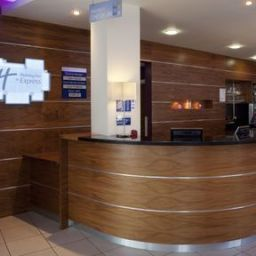 Hall Holiday Inn Express LONDON - NEWBURY PARK Fotos