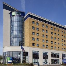 Vue extérieure Holiday Inn Express LONDON - NEWBURY PARK Fotos