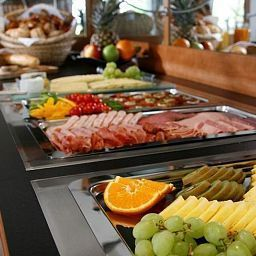 Buffet Kurpfalzhof Garni Apartments Fotos