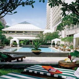 Pool Four Seasons Hotel Jakarta Fotos