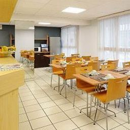 Breakfast room within restaurant Sejours & Affaires Nantes Ducs De Bretagne Apparthotel Fotos