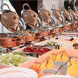 Buffet Best Western Premier Kuk Do Seoul Fotos