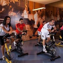 Wellness/Fitness Istanbul Marriott Hotel Asia Fotos