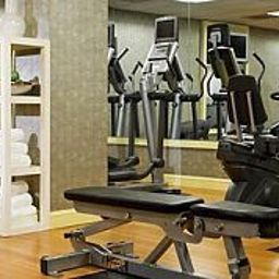Sala fitness DC Dupont Circle Hotel Renaissance Washington Fotos