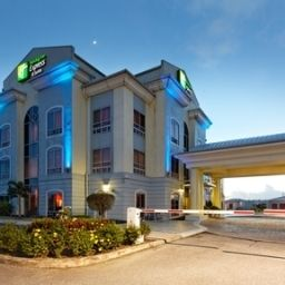 Holiday Inn Express Hotel &amp; Suites TRINCITY TRINIDAD AIRPORT Boissiere Village