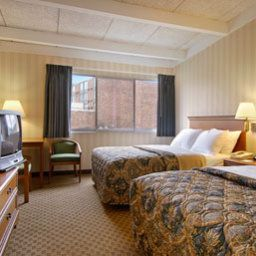 Chambre Days Inn Albany SUNY Fotos