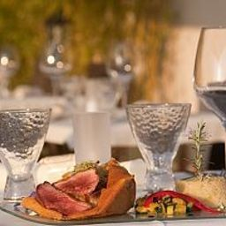 Restaurant La Bastide Gourmande Chateaux et Hotels Collection Fotos