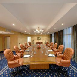 Conference room Kempinski Hotel NDjamena Chad Fotos