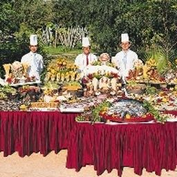 Buffet Grand Prestige Hotel Side Fotos