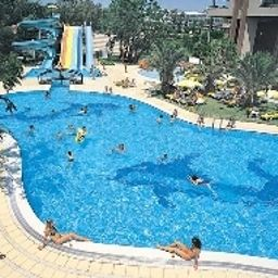 Piscina Grand Prestige Hotel Side Fotos