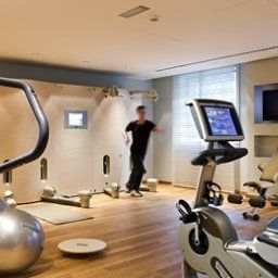 Wellness/fitness area Sofitel Luxembourg Le Grand Ducal Fotos