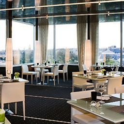 Breakfast room within restaurant Sofitel Luxembourg Le Grand Ducal Fotos
