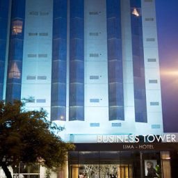 Vista exterior Business Tower Prince Hotel Fotos