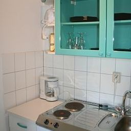 Cuisine Radlhus Appartement Pension Fotos