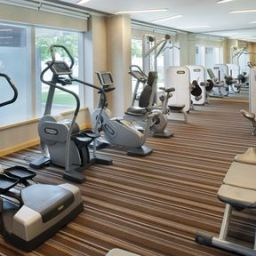 Wellness/fitness area Crowne Plaza DUBAI - FESTIVAL CITY Fotos