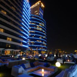 Vista all'interno Crowne Plaza DUBAI - FESTIVAL CITY Fotos