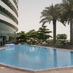 Pool Crowne Plaza DUBAI - FESTIVAL CITY Fotos