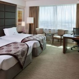 Room Crowne Plaza DUBAI - FESTIVAL CITY Fotos