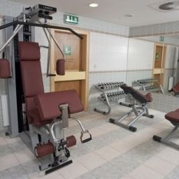 Wellness/fitness area Lindner Hotel Prague Castle Fotos